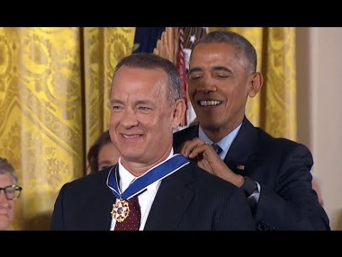 WATCH President Obama awards 21 people Presidential Medal of Freedom - Goldderby