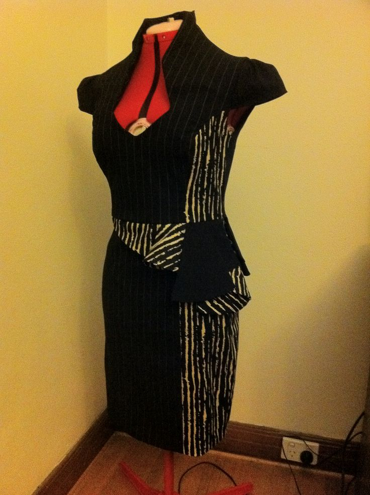 Another dress I made for my sister in law Eva x