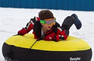 Snow Tubing.  Its fun for the whole family!