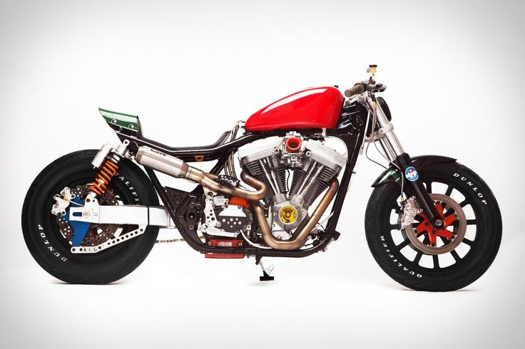 Church of Choppers Harley-Davidson FXR Motorcycle | Uncrate