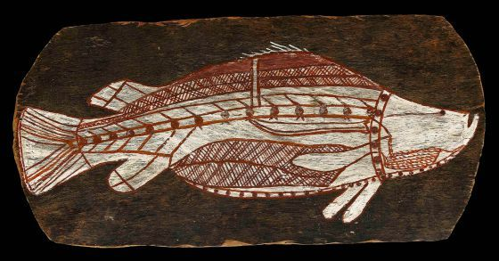 pintura aborigen de Australia