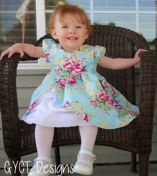 Crossover Skirt and Ruffled Petticoat Tutorial - If you are making free dress patterns for your girls, you are going to want to learn how to make a petticoat to go under those adorable dress patterns for sewing.