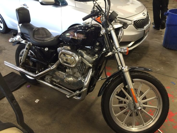 Check out this 2001 Harley-Davidson SPORTSTER 883 CUSTOM listing in Littleton, CO 80123 on Cycletrader.com. It is a Cruiser Motorcycle and is for sale at $2998.