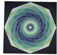 Kaglo by Victor Vasarely