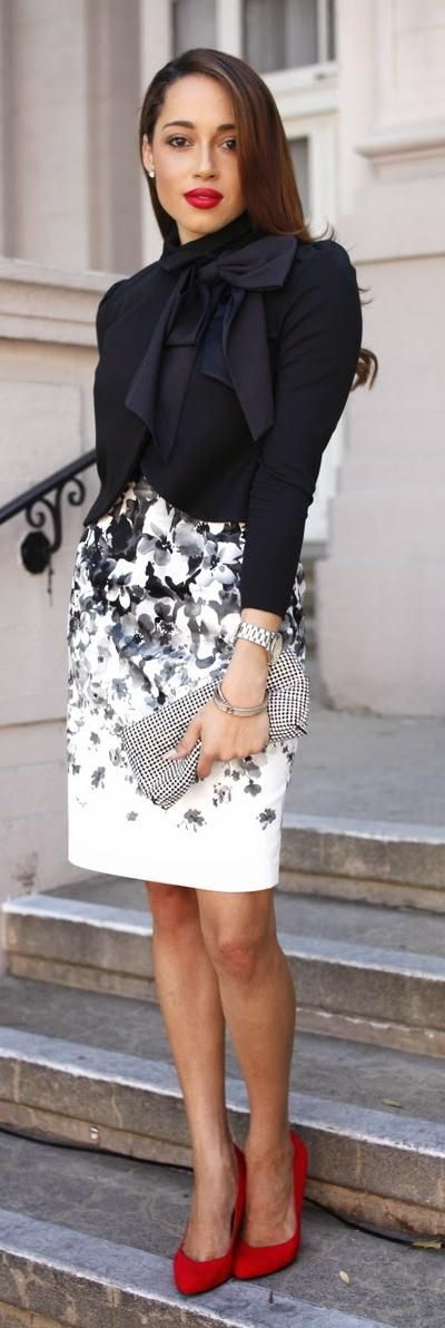 Chic In The City 2- Flowers  Bows by A Keen Sense Of Style...♔LadyLuxury♔