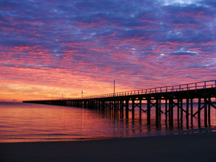 Urangan Pier, Hervey Bay, Australia