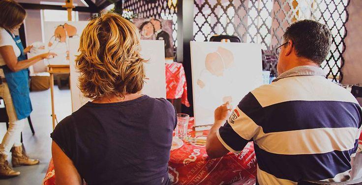 7 redenen waarom Paintbar óók leuk is voor mannen