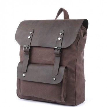 BROWN VINTAGE BACKPACK http://www.ruavintage.com/es/tienda/mochilas/brown-vintage-backpack