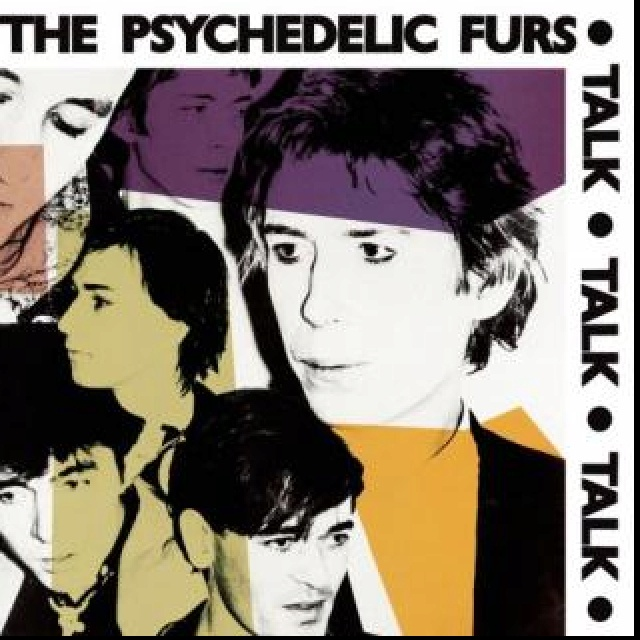 after Andy Warhol #psychedelicfurs