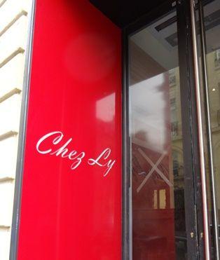 Restaurant Chez Ly - Angle rue Lord Byron et rue Balzac 75008 Paris