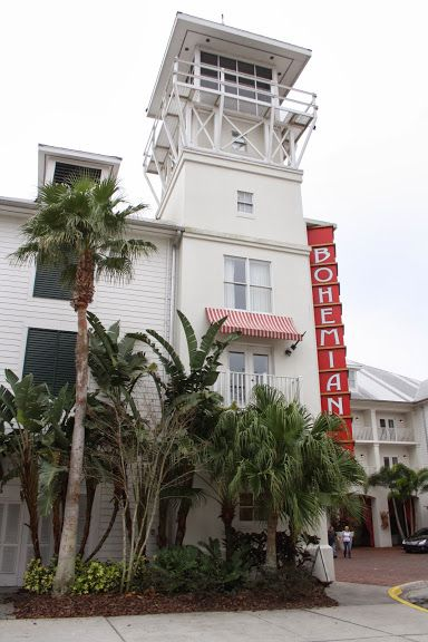 Bohemian Hotel Celebration #travel #review via @rundmt #TampaBayBloggers