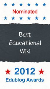 Genius Hour Wikispace with links to teacher blogs and much more!