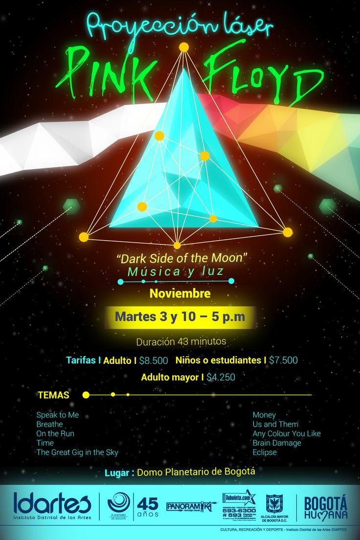 Notas de Acción: Pink Floyd en el Planetario de Bogotá