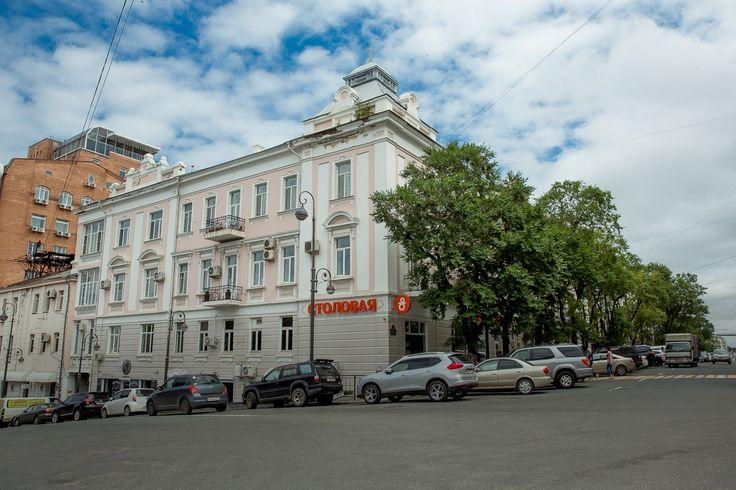 Городские экскурсии: Улица Светланская, дом номер один - PrimaMedia ГОРОД