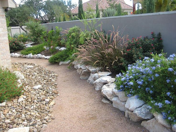 85 best garden paths images on pinterest home and garden for San antonio landscaping ideas