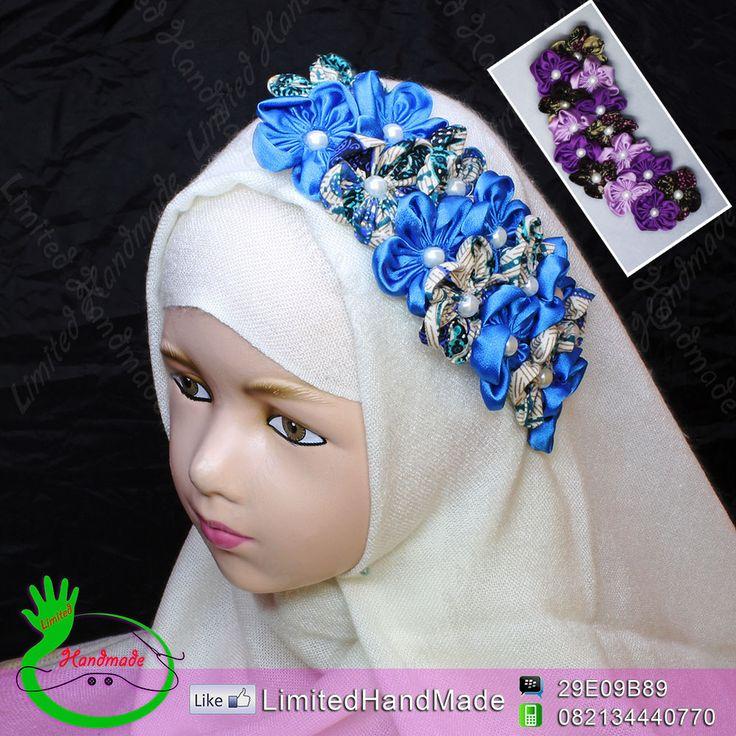 Batik brooch  find it at facebook page : Limited HandMade :)