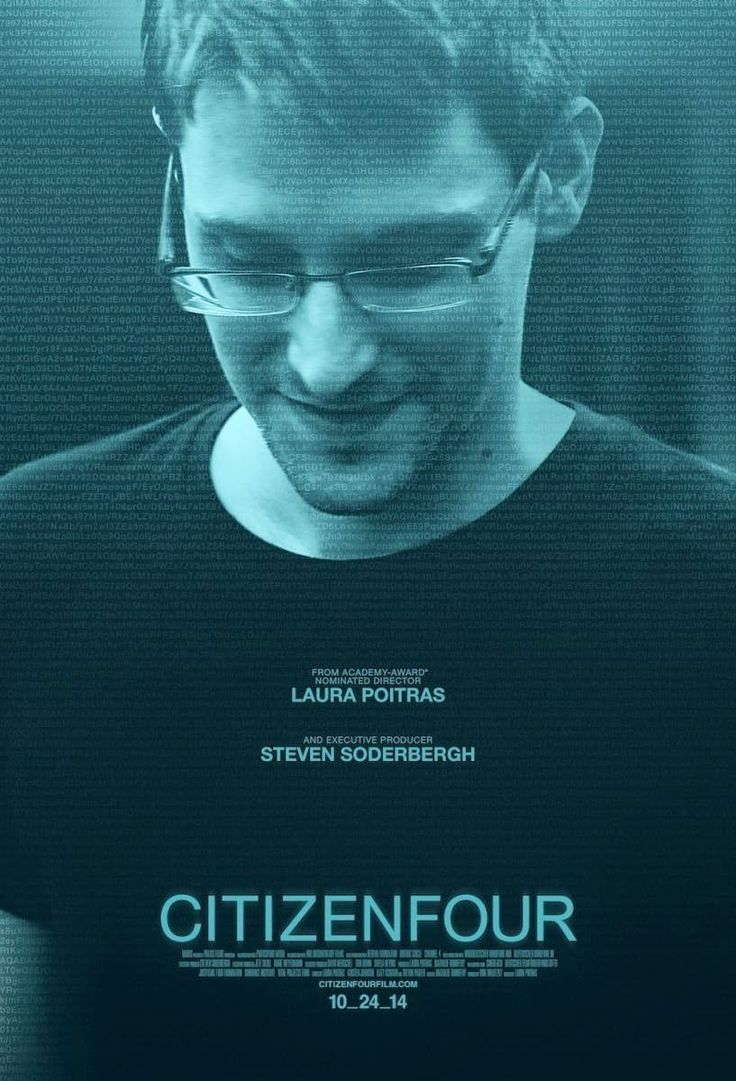 Soy la Suricata: Citizenfour.-