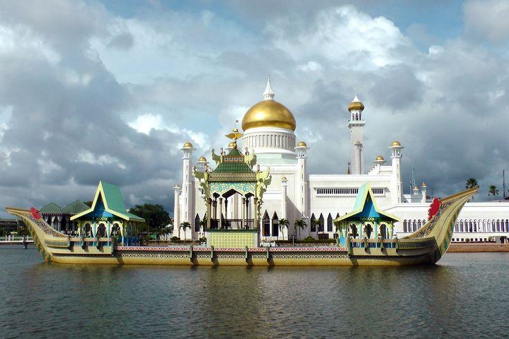 Brunei - bogaty sułtanat