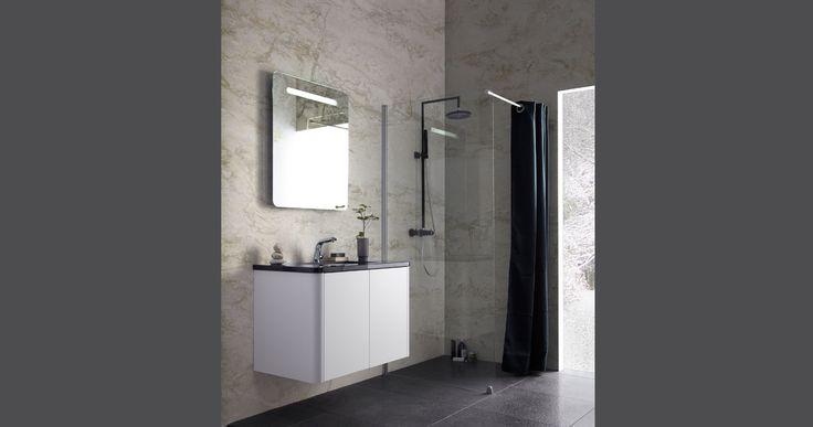 Badeværelsesmøbler og indretning af bad fra Invita