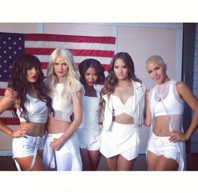 google images pictures of the group G.R.L. | The group, which is made up of Lauren Bennett, Emmalyn Estrada ...