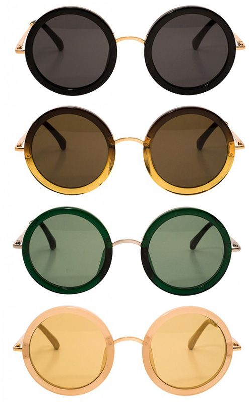 Linda Farrow for The Row Sunglasses-LOVED when I tried them on!!!