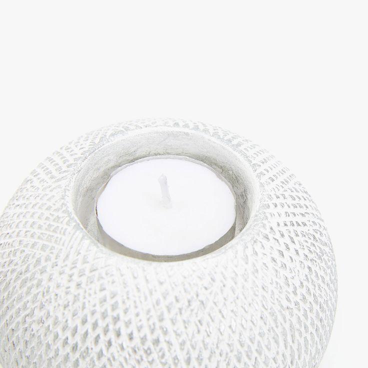 Imagem 3 de produto Porta-velas cerâmica