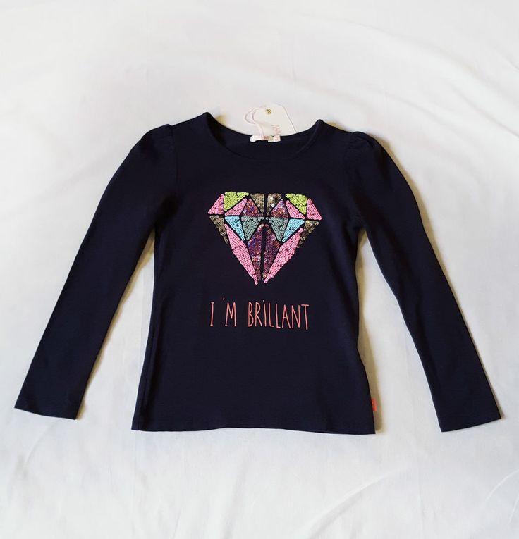 BILLIEBLUSH T-shirt 7-8 anni 128 cm nuova