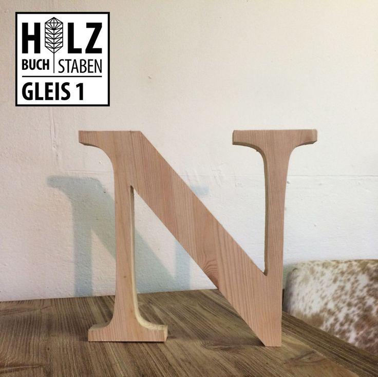 68 best Holzbuchstaben images on Pinterest   Writing fonts