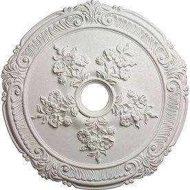 Ekena Millwork Attica 26-In X 26-In Polyurethane Ceiling Medallion Cm2