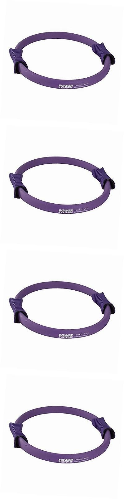 Pilates Rings 179808: Light Pilates Rings, Purple -> BUY IT NOW ONLY: $36.57 on eBay!