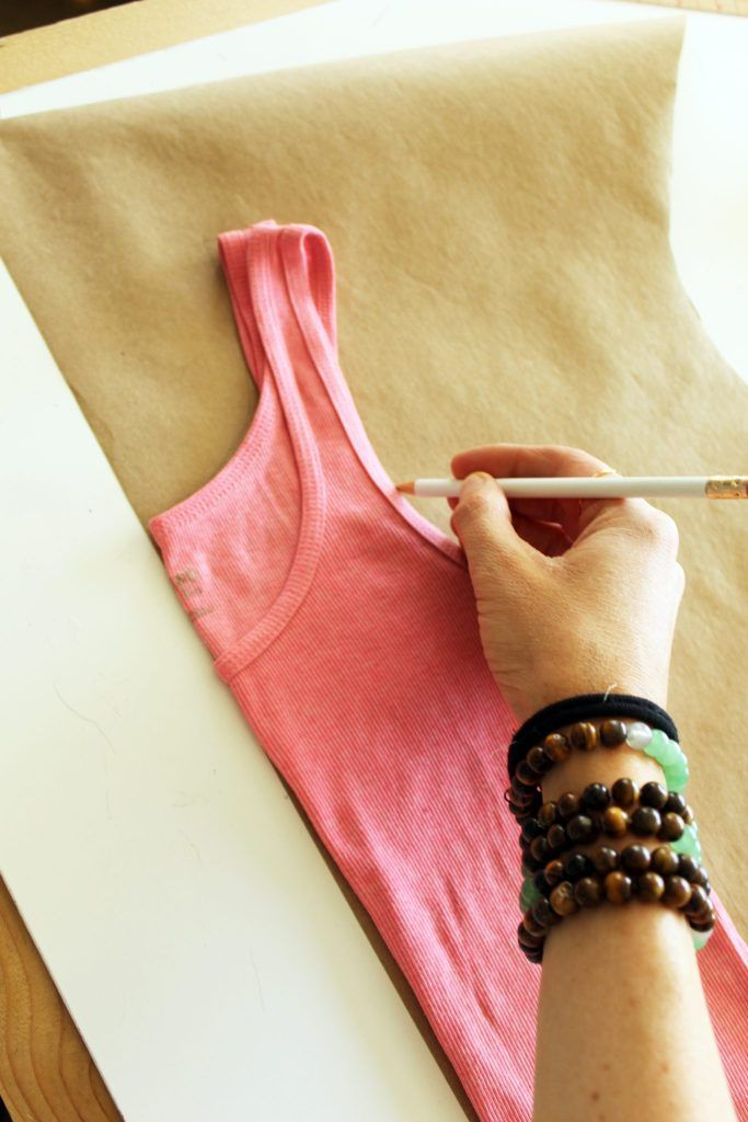 How To Sew A Blouse  Easy DIY Tunic Dress for Spring | Sewing