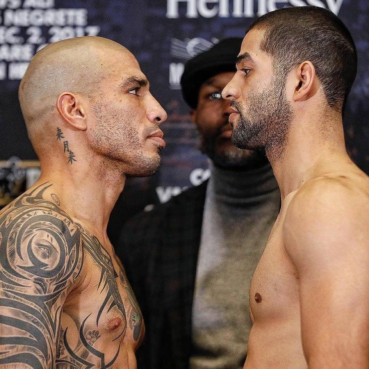 VIDEO: HBO Boxing: Cotto vs. Ali Weigh-In Recap #CottoAli #Boxing #HBO