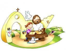Resultado de imagen para imagenes religiosas catolicas de primera comunion