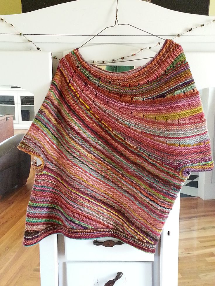 Ravelry: amyweav's Melted Crayon Mesa