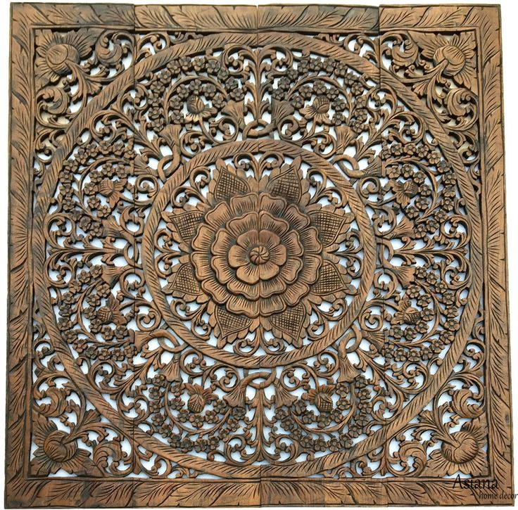 Wood Carved Wall Decor 307 best products images on pinterest | wood walls, large wall