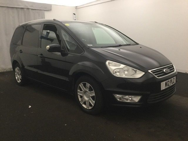 Ebay Ford Galaxy 2 0 Tdci Zetec Powershift 5dr Only 2 Owners