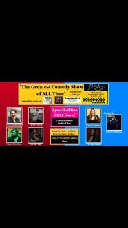 The Greatest Comedy Show Ever - Broadway Comedy Club, New York, NY