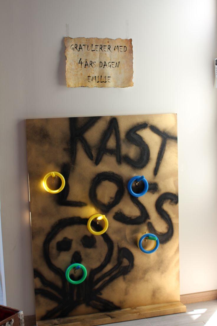 Ring spill, kast loss :)