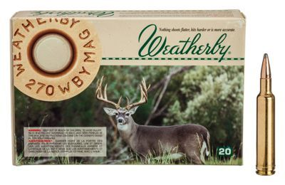 """Weatherby Centerfire Ammo - .300 Weatherby Magnum - 165 Grain: """"""""""""Weatherby… #camping #hiking #outdoors #shooting #fishing #boating #hunting"""