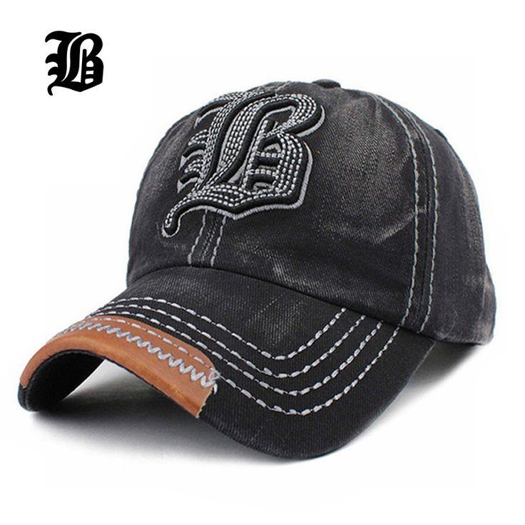 [FLB] Wholesale Baseball Cap Bone Letter FLB Embroidery Golf Sports Snapback Hat Gorras Polo Hats For Men Women Hombre Solid