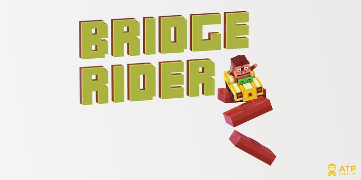 "Check out this @Behance project: ""Bridge Rider"" https://www.behance.net/gallery/41457625/Bridge-Rider"