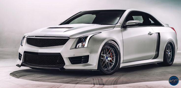 Cadillac Ats V Coupe >> Pin on Koncept Cars