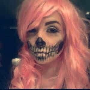 skeleton faces searchya search results yahoo image search results skeleton facescary facesimage searchskeletonshalloween - Halloween Scary Faces