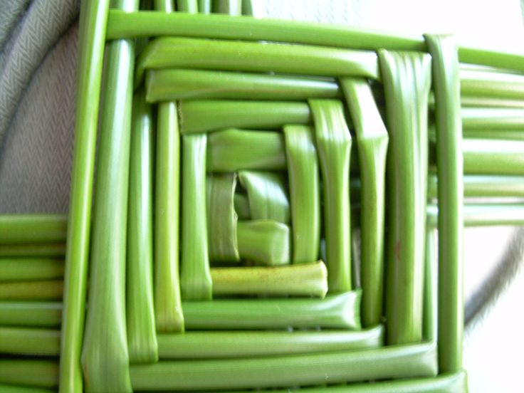 square weave
