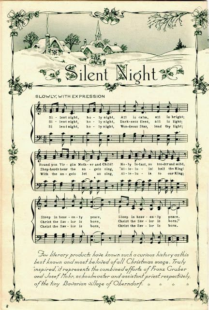 Vintage Country Style: Vintage Christmas Music Digital Download