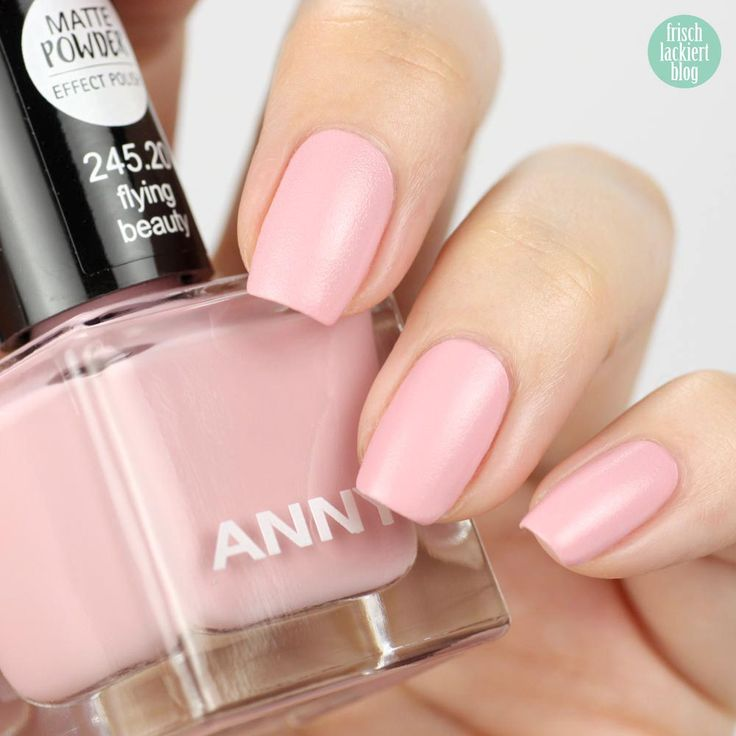 ANNY flying beauty - swatch by frischlackiert
