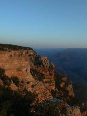 アメリカ・アリゾナ州のグランドキャニオン国立公園。グランドキャニオンの見所