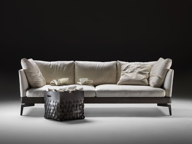 Feel Good Sofa By FLEXFORM   Via Designresource.co | Sofas | Pinterest |  Sofa Daybed, Upholstery And Living Rooms
