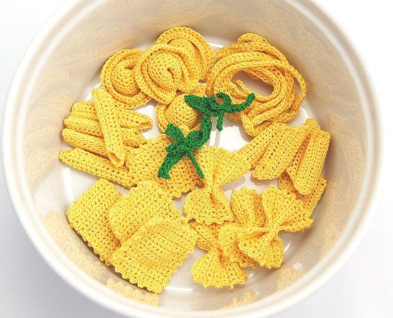 Pâtes bonneterie mix de 6 différentes pâtes plus libre basilic mezze