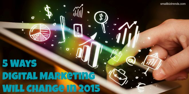 Have you given much thought to the changes that are coming in digital marketing?